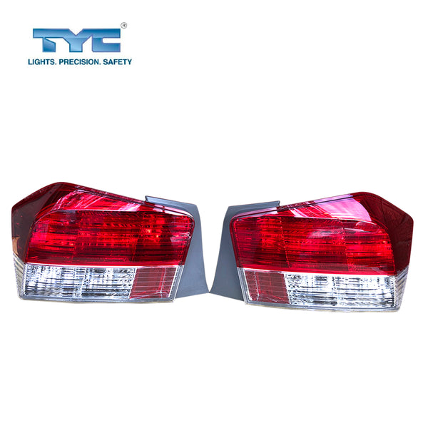 Set/Pair LH+RH Hand Tail Light Rear Lamp Fits Honda City GM s1 2009~2012 Sedan