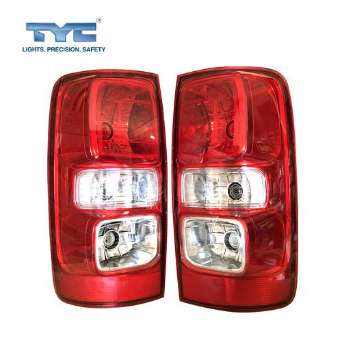 Set / Pair LH+RH Tail Light Lamp (Non LED) For Holden Colorado Ute RG 2012~2016
