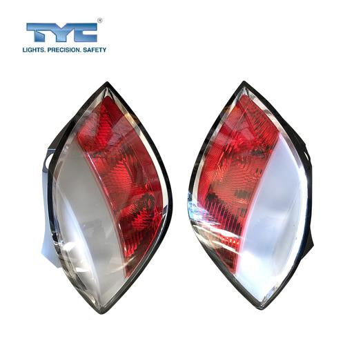Fits LH+RH Hand Tail Light Lamp Frosted For Holden Astra AH 04~10 5 Door Hatch