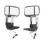 Manual Extendable Towing Mirrors fits For Toyota Landcruiser 200 Series 2007-ON