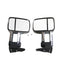 Manual Extendable Mirrors fits for Toyota Landcruiser 100 Series 98– 07