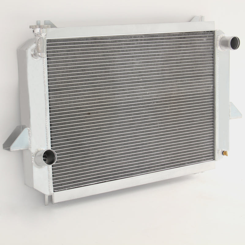 FULL ALUMINUM RADIATOR for 1980-1987 NISSAN PATROL MQ 3.3 DIESEL