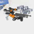 2008-17 Ford Fiesta WS/ WT/WZ Height Adjustable COILOVER SUSPENSION KIT