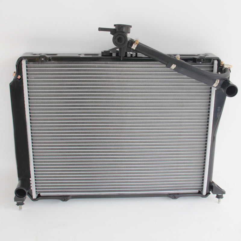 COOL RADIATOR FIT TOYOTA HIACE RZH LH VAN 2.4 4CYL PETROL AT MT 1989-2005