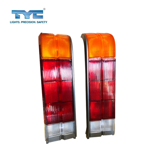 Set Pair LH+RH Tail Light Lamp For Holden Commodore VL 86~88 Sedan SL/Executive