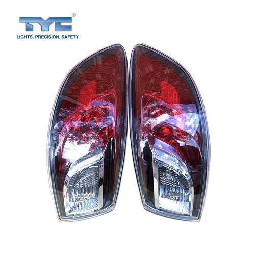 Fits Pair LH+RH Hand Tail Light Lamp For Mazda 3 BL 2009~2013 4 Door Sedan