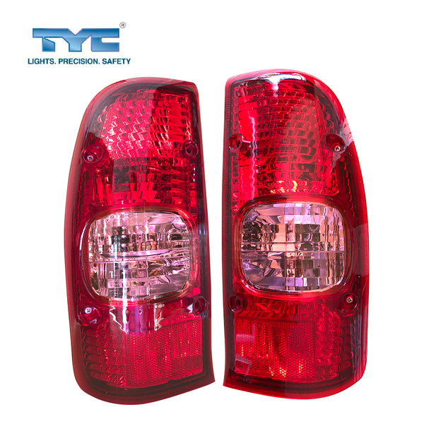 Fits A Pair LH+RH Hand Tail Light Lamp For Mazda Bravo B Series UN Ute 02~06