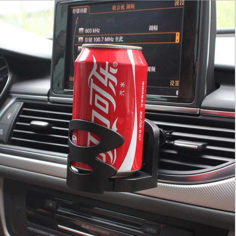FITS Car Van Drink Cup Holder Stand Air Vent Mount Beverage Bottle Can Cup Holder