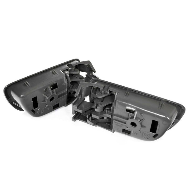 Set Pair LH+RH Inner Door Handle Front or Rear Grey For Toyota Camry CV 36 02~06