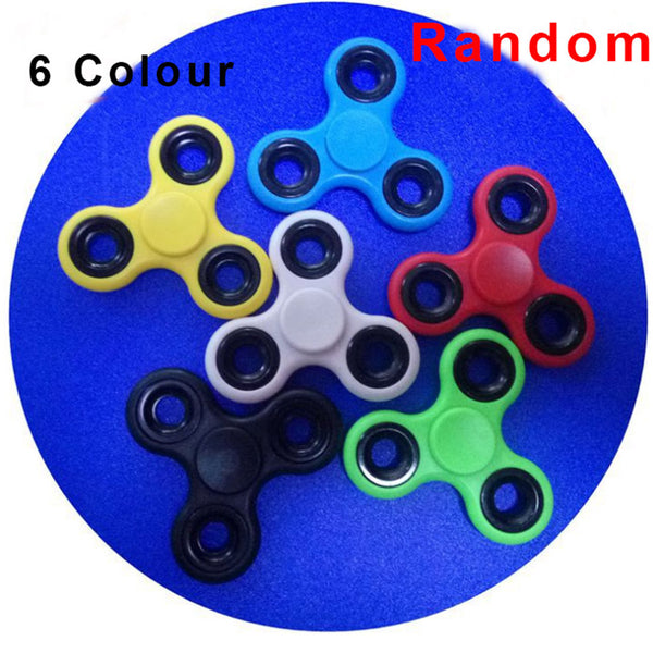 5 Pcs Hand Finger Spinner Focus Stress Reliever Toys Magic Cube For Kids Adults