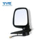 FITS RH RHS Right Electric Door Mirror W/ Li Type 2 Chrome For Isuzu DMax D-Max 06~12