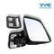 FITS LH Left Manual Door Mirror Black For Mitsubishi Triton Ute ME MF MG MH MJ 89~96