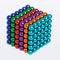 Magnets Balls Magic Beads 3D Puzzle Ball Sphere Magnetic Toys 3mm/5mm