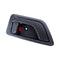 Fits Right Front or Rear INNER Door Handle Black for Hyundai Getz Hatch 02~11