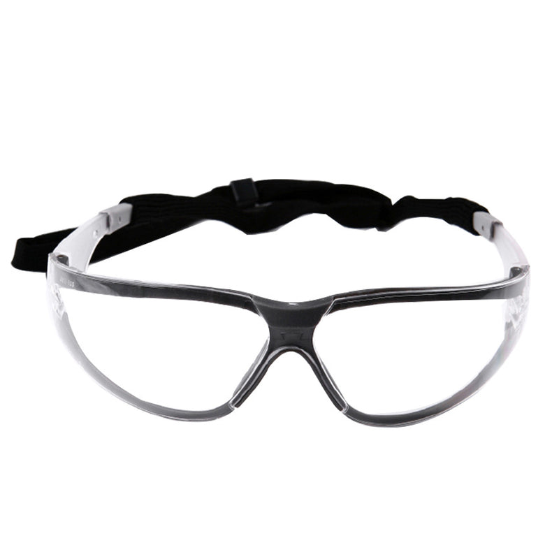Safety Glasses Clear Lens Anti Mist Scratch Fog UV Shield Biking Goggle