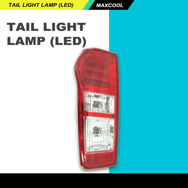 TAIL LIGHT LAMP LEFT LHS Fit For ISUZU DMAX D MAX D-MAX 6/2012-2017