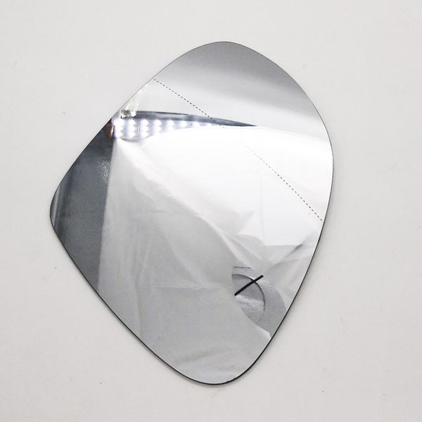 VW Golf 5 MK5 2003-2008 Right Hand Drivers Side Heated Wing Door Mirror Glass