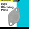 EGR blanking plate For VAUXHALL 1.7 CDTi Z17DTH Z17DTL dpf Astra Corsa Combo