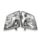 Fits Pair LH+RH Head Light Lamp (Non Projector) For Isuzu RA Dmax D-Max 2006~2012