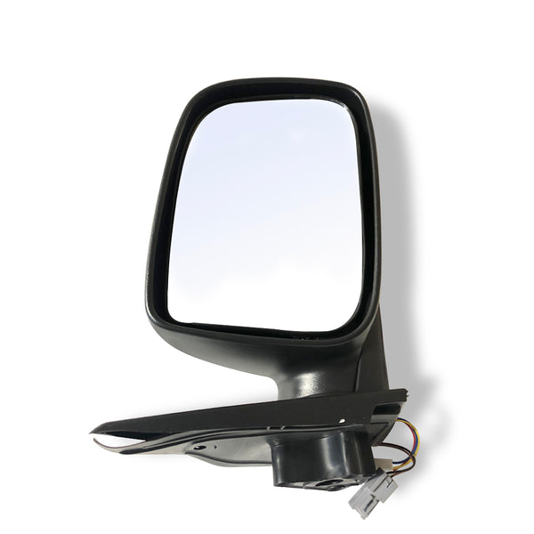 FITS LH LHS Left Electric Door Mirror Type 1 Black For Holden Rodeo RA 03~08