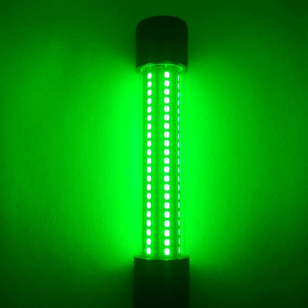 12V LED GREEN UNDERWATER SUBMERSIBLE NIGHT FISHING LIGHT SQUID BOAT LAMP