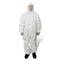 FITS Disposable Protective Coveralls Suit Protective Isolation Clothing PE