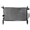 32MM RADIATOR fits HOLDEN CALIBRA YE 2.0 4 CYL 1991-1997