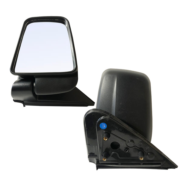 FITS Pairs MAZDA B-SERIES BRAVO UN / FORD COURIER PE, PG & PH UTE MANUAL SIDE DOOR MIRROR