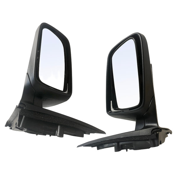 FITS Set / Pair LH+RH Electric Door Mirror Black 5Pins For Holden Commodore VE 06~13