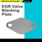 EGR Valve Blanking Plate Fits Honda 2.2 Cdti Must Be Mapped Out Or Limp Mode
