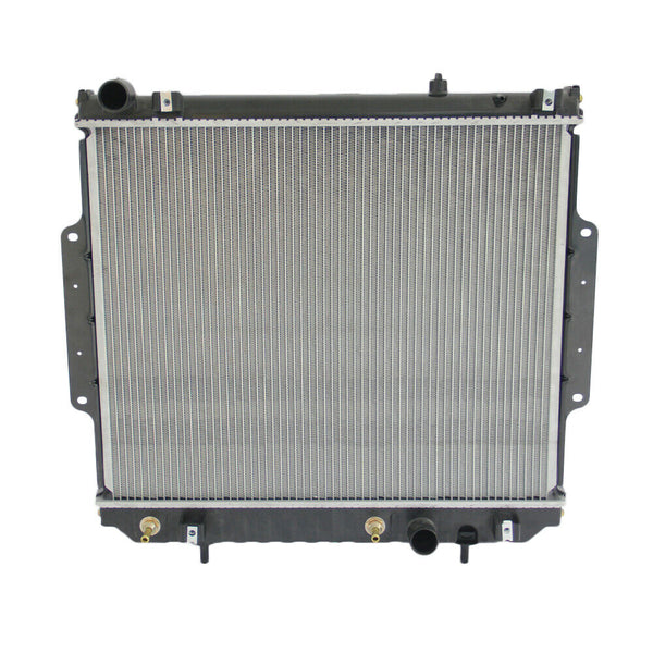 Radiator fits JEEP GRAND CHEROKEE WG WJ 2.7 TURBO DIESEL 99-04 - 48mm Heavy Duty