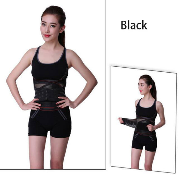 Fits Multifunctional Body Shaping And Breathable Body Belt Relief The Pain