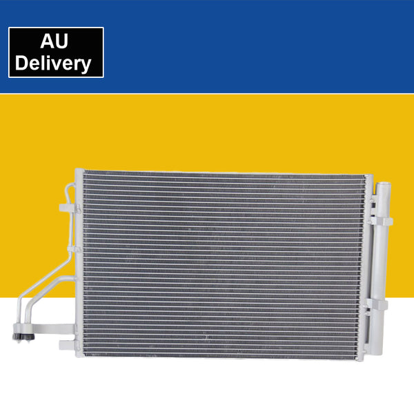 A/C AIR CONDENSER FITS FOR HYUNDAI ELANTRA MD/UD/i30 GD 1.6 1.8 1.4 2.0