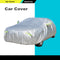 Full Car Cover 3x Layers Aluminum Waterproof Rain UV Resistant Protect 2M