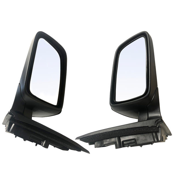 Set Pair LH+RH Electric Door Mirror Black For Holden Commodore VT VX VU 97~02