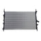RADIATOR fits FORD VM TRANSIT VM TTG TTF 2.2 turbo diesel TDCI 2013 UP AT MT