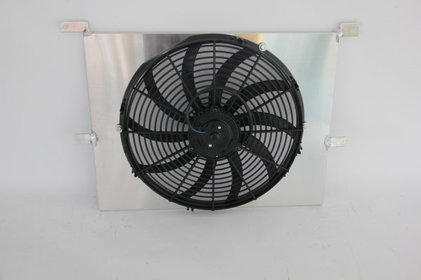 1997-03 BMW E36 M3 Z3 3.0 3.2 ALUMINIUM HIGH FLOW ALLOY RADIATOR FAN SHROUD New