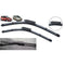 "FITS RENAULT GRAND SCENIC FLAT WINDSCREEN WIPER BLADES 22""26"