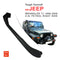 Snorkel Kit Fits Jeep Wrangler TJ 1999-2006 Off Road 4.0L Petrol Right Hand Side