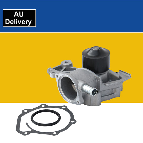 WATER PUMP fits SUBARU FORESTER EJ20 2.0 NON-TURBO 1997-1998 + FREE COOLANT