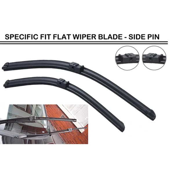 "FITS PEUGEOT 207 2006-ON BRAND NEW FRONT WINDSCREEN WIPER BLADES 26""17"""