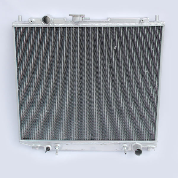 ALLOY ALUMINUM RADIATOR fits MITSUBISHI PAJERO / SHOGUN 2.8 2.5TD MT AT 94-97