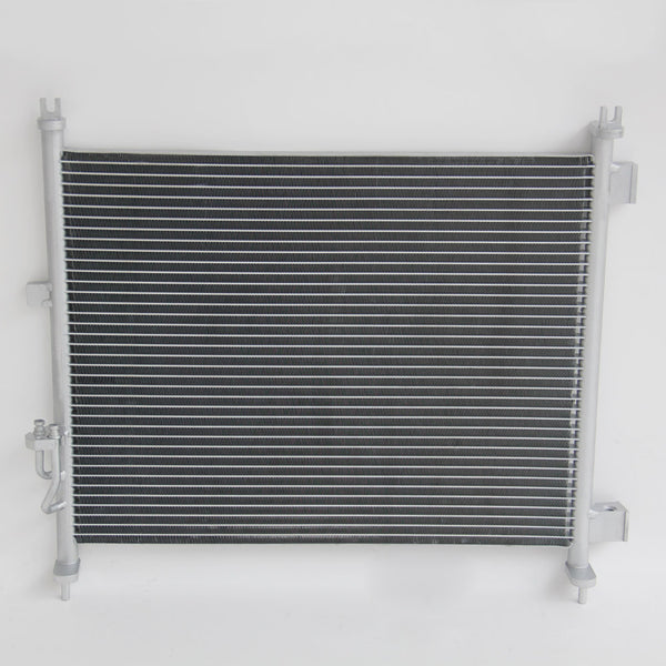 AIR CONDENSER FITS 2010-ON NISSAN MICRA (K13) 1.2 PETROL