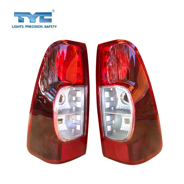 Set/Pair LH+RH Hand Tail Light Lamp (Tinted) Fits Holden Rodeo RA LX DX Ute 06~08