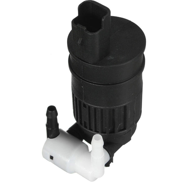 FITS FOR RENAULT CLIO MK2 (1998-2005) FRONT & REAR TWIN OUTLET WINDSCREEN WASHER PUMP