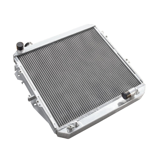 For Toyota Hilux LN106 LN111 4Runner LN130 LN61 Aluminum Radiator 60 MM