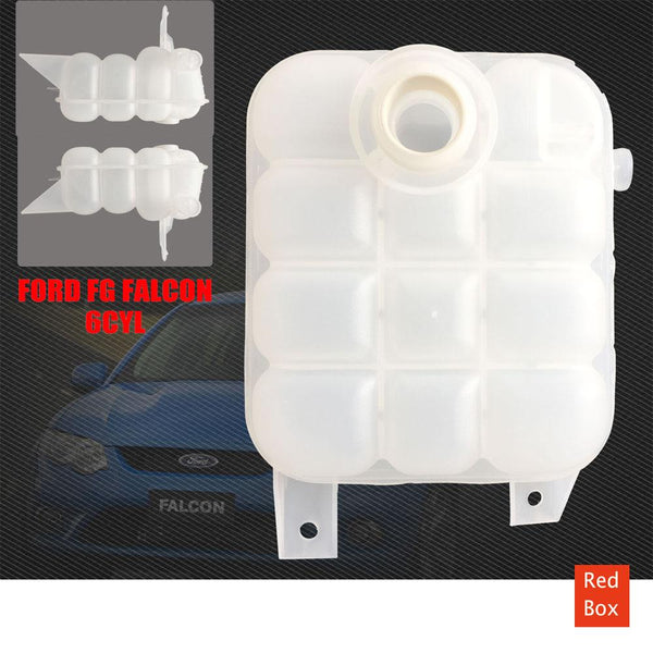 Radiator Coolant Overflow Expansion Bottle Heater Tank for Ford Falcon FG XT XR6