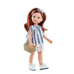 Paola Reina red haired doll