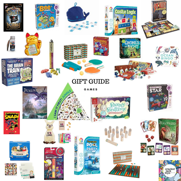 Games gift ideas