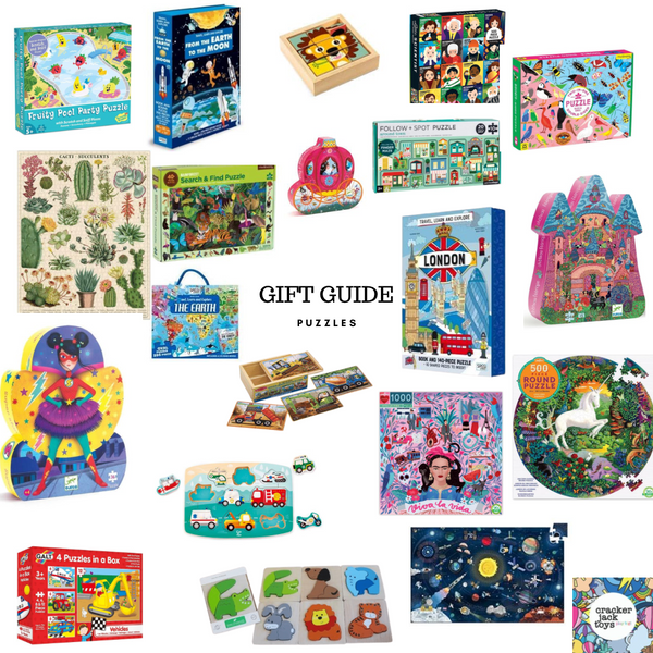 Puzzles gift ideas